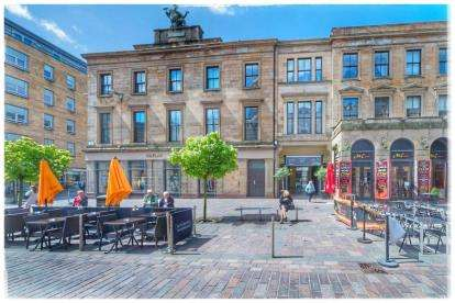 2 Bedrooms Flat for sale in John Street, Merchant City, Glasgow