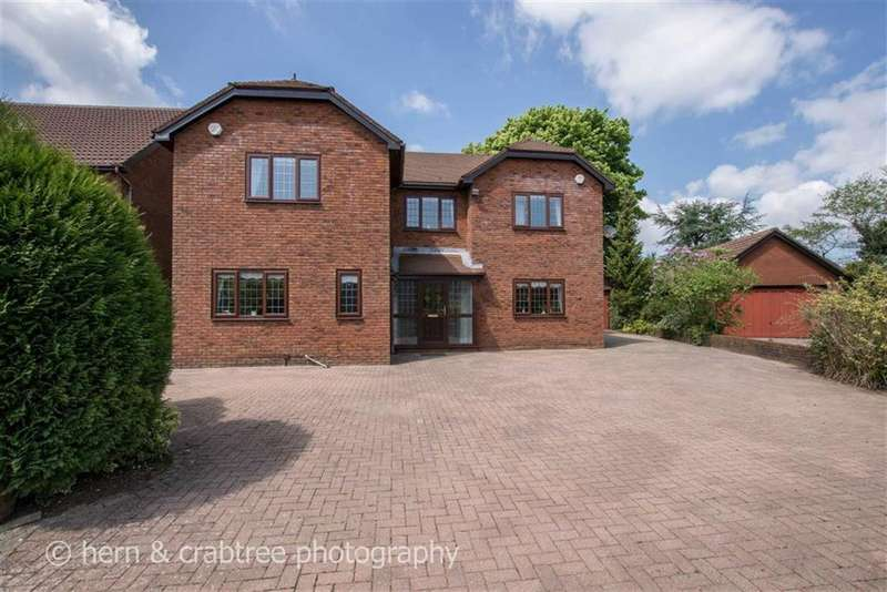 4 Bedrooms Property for sale in The Paddocks, Groes-faen, Groesfaen Pontyclun