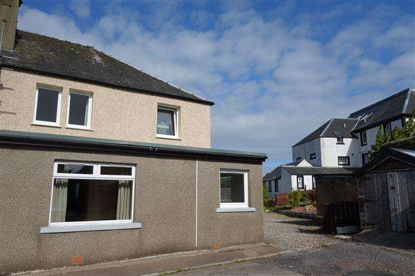 1 Bedroom Flat for sale in Smith Drive, Campbeltown