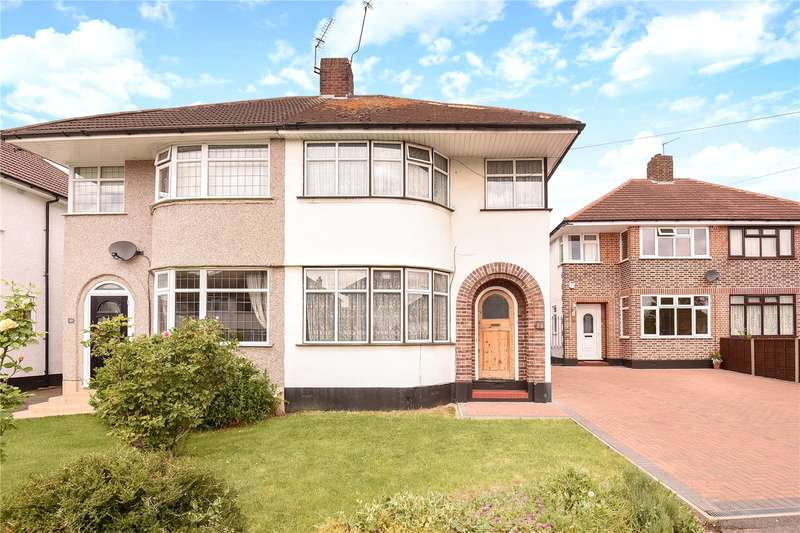3 Bedrooms Semi Detached House for sale in Pavilion Way, Eastcote, Middlesex, HA4