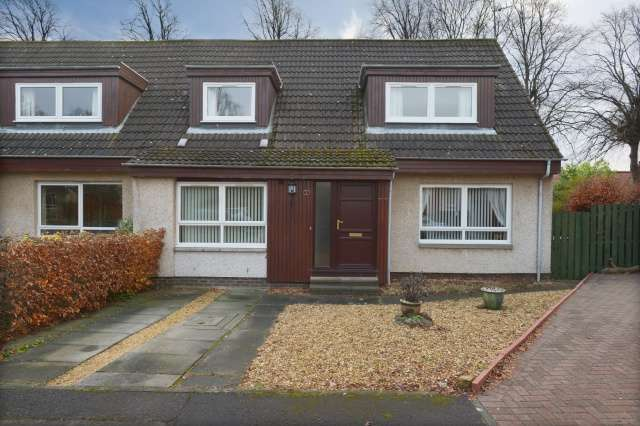 4 Bedrooms Semi Detached House for sale in Templedean Park, Haddington, East Lothian, EH41 3ND