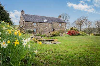 3 Bedrooms Barn Conversion Character Property for sale in Longnor, Buxton, Staffordshire