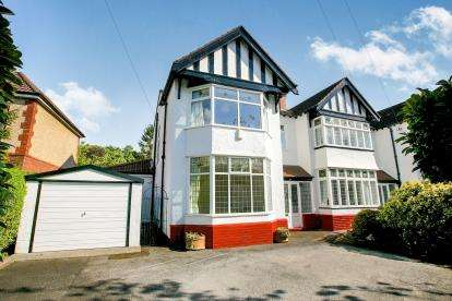 3 Bedrooms Semi Detached House for sale in Albert Road, Cheadle Hulme, Cheadle, Cheshire