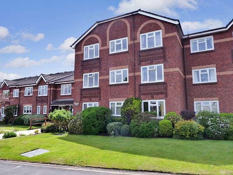 1 Bedroom Retirement Property for sale in Kensington Court, Formby, L37 8BQ