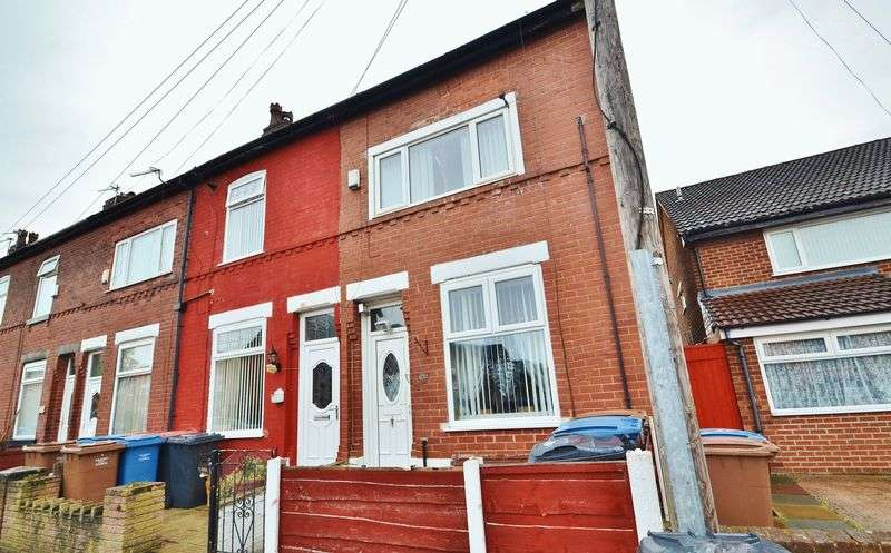 2 Bedrooms Terraced House for sale in Higher Croft, Manchester