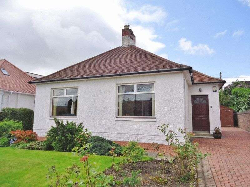 3 Bedrooms Detached Bungalow for sale in 63 CLAREMONT, ALLOA