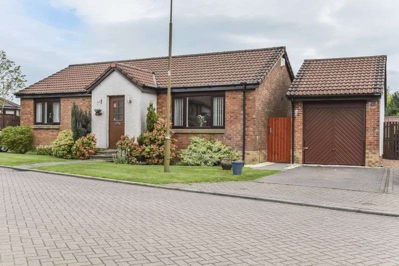 3 Bedrooms Detached Bungalow for sale in 29 Dunvegan Gardens, Livingston, West Lothian, EH54 9ER