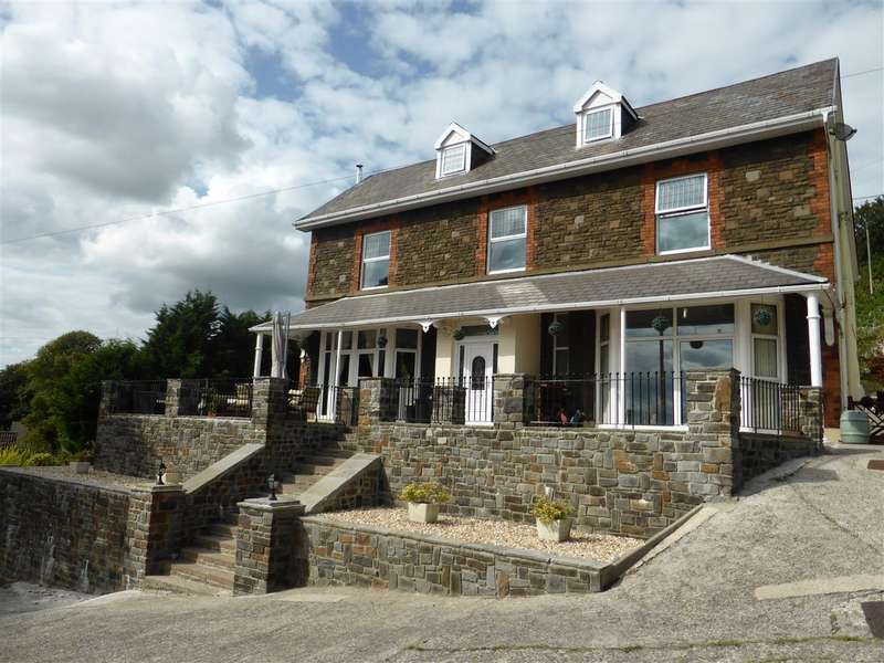 6 Bedrooms Detached House for sale in Whitford House, 17 Penrhiwgoch, Baglan, Port Talbot