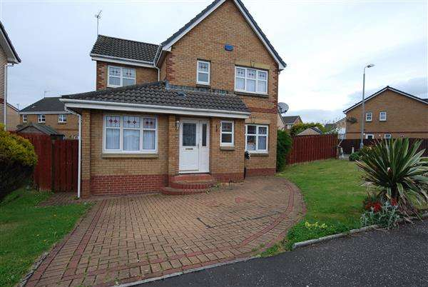 4 Bedrooms Detached House for sale in Corsankell Wynd, Saltcoats
