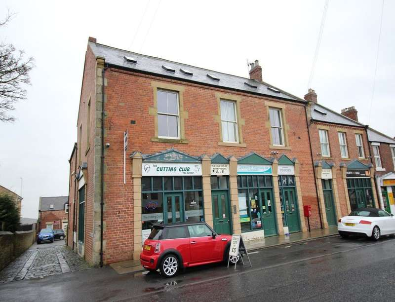 2 Bedrooms Flat for sale in Church Road, Backworth, Newcastle Upon Tyne, NE27