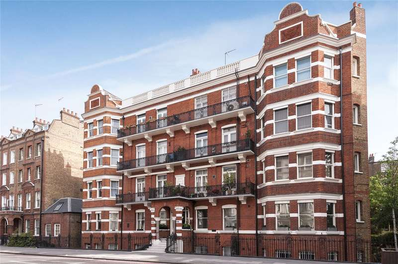 2 Bedrooms Flat for sale in Nevern Mansions, London, SW5