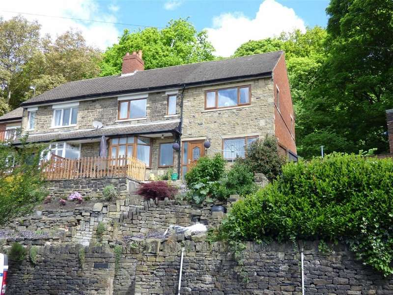 4 Bedrooms Property for sale in Cow Lane, Copley, Halifax, West Yorkshire, HX3