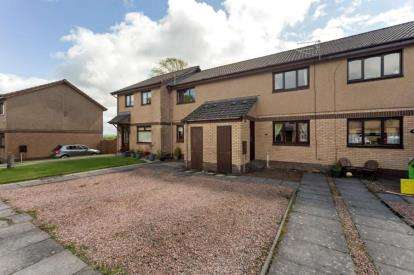 2 Bedrooms Terraced House for sale in Southend Court, Strathaven, South Lanarkshire