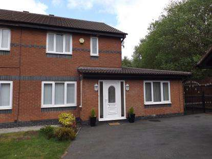 3 Bedrooms Semi Detached House for sale in Barlows Lane, Liverpool, Merseyside, L9