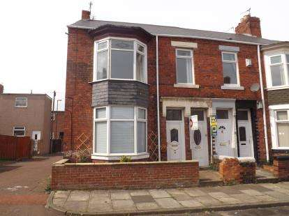 2 Bedrooms Flat for sale in Handel Street, Westoe, South Shields, Tyne and Wear, NE33