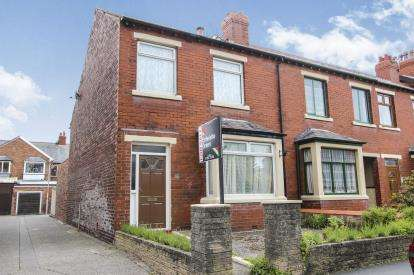 3 Bedrooms End Of Terrace House for sale in Sydney Street, Lytham St Annes, Lancashire, England, FY8