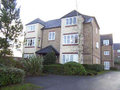 1 Bedroom Flat for sale in The Cloisters, Vicar Lane, Daventry, Northamptonshire