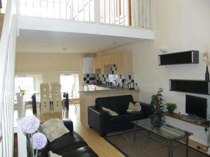 3 Bedrooms Maisonette Flat for sale in Penzance, Cornwall
