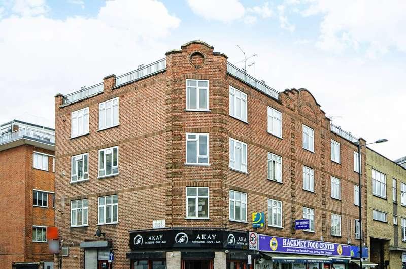 1 Bedroom Flat for sale in Well Street, Hackney, E9