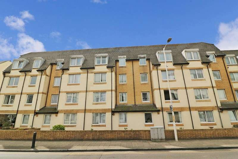 1 Bedroom Retirement Property for sale in Homevale House, Folkestone, CT20 3RS