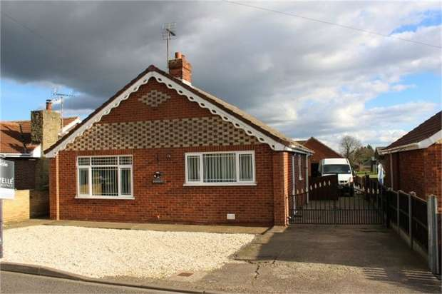 3 Bedrooms Detached Bungalow for sale in Church Walk, Owston Ferry, Doncaster, Lincolnshire