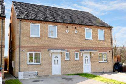 3 Bedrooms Semi Detached House for sale in Rossington Street, Denaby Main, Doncaster