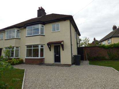 3 Bedrooms Semi Detached House for sale in Boundary Drive, Crosby, Liverpool, Merseyside, L23