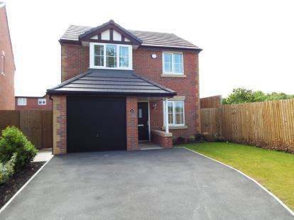 3 Bedrooms Detached House for sale in Tesla Way, Formby, Liverpool, Merseyside, L37