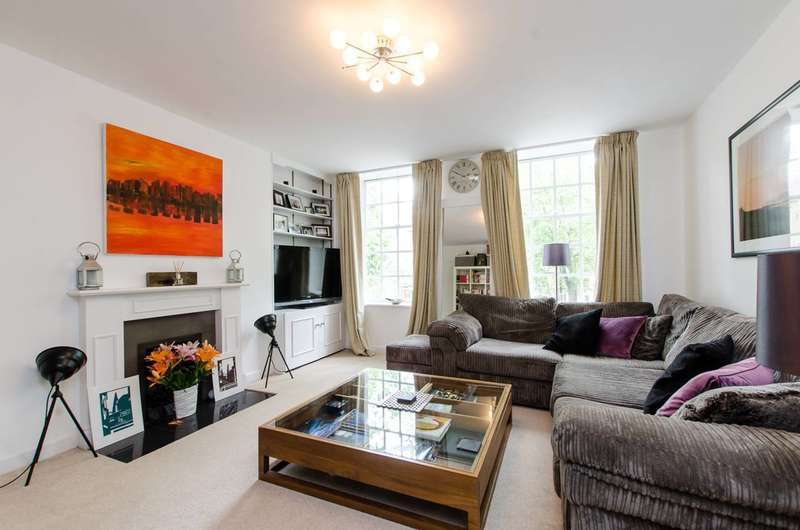 2 Bedrooms Flat for sale in Trinity Street, Borough, SE1