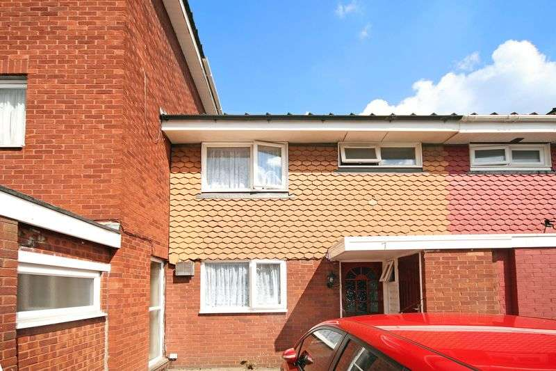 2 Bedrooms Terraced House for sale in Matthews Road, Greenford