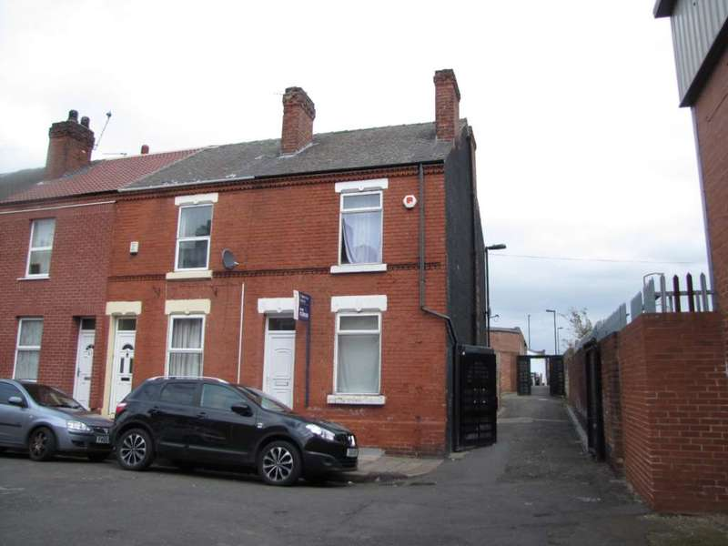2 Bedrooms Terraced House for sale in Abbott Street, Hexthorpe