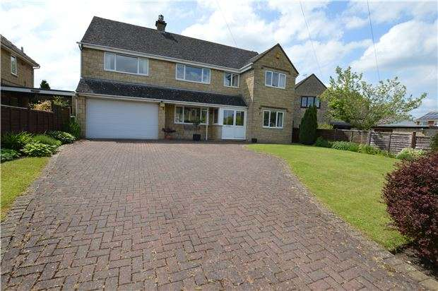 4 Bedrooms Detached House for sale in Cartref Aggs Lane, Gotherington, CHELTENHAM, Gloucestershire, GL52 9EU