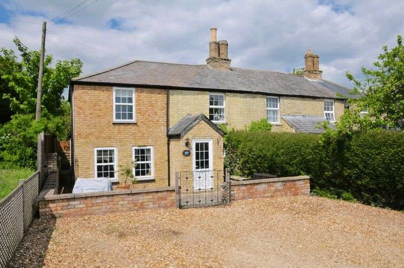 3 Bedrooms Terraced House for sale in The Causeway, Bassingbourn, ROYSTON