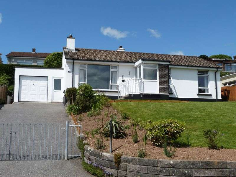 3 Bedrooms Detached Bungalow for sale in Glynn Road, Liskeard