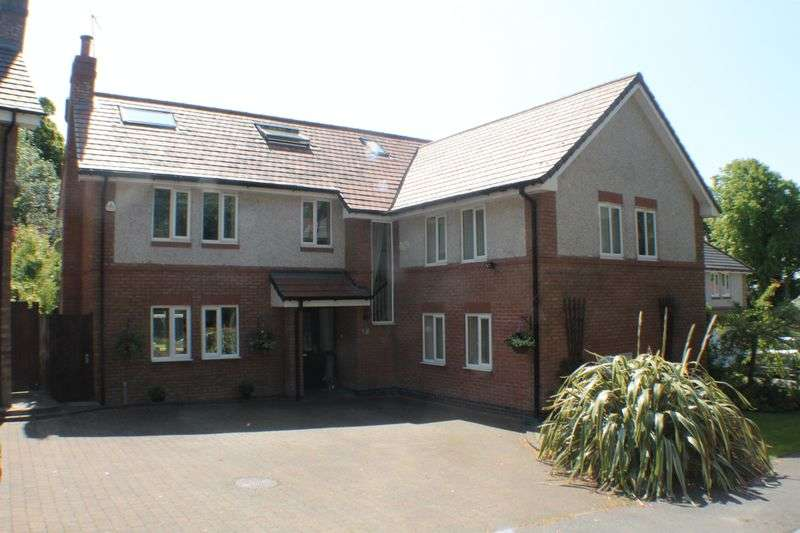 7 Bedrooms Detached House for sale in The Uplands, Prenton