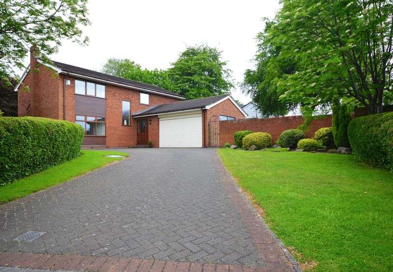 4 Bedrooms Detached House for sale in Woodlands Park, Sandfield Park