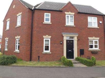 3 Bedrooms Semi Detached House for sale in Foxfield Road, St. Helens, Merseyside, WA9