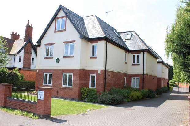2 Bedrooms Flat for sale in Cloister Mews, Palmerston Road, Earlsdon, Coventry
