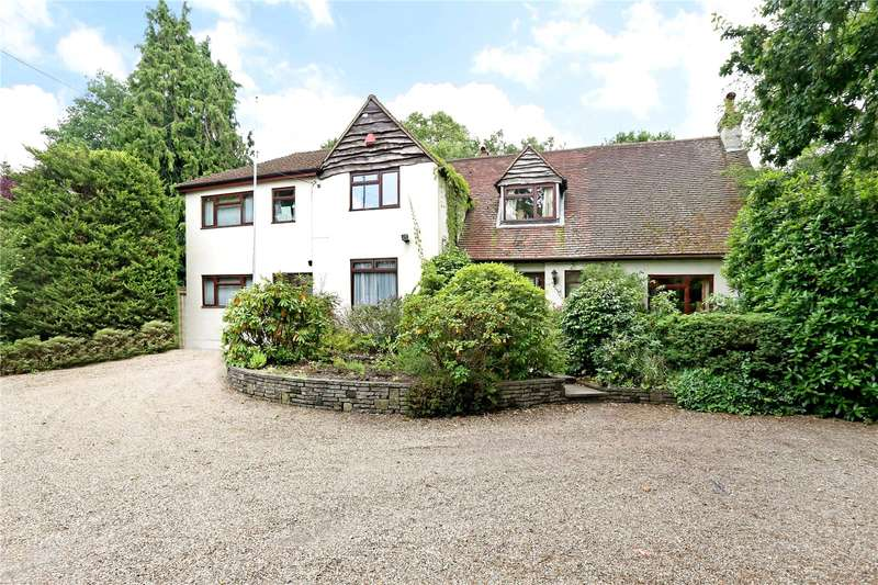 6 Bedrooms Detached House for sale in Frimley Road, Ash Vale, Surrey, GU12