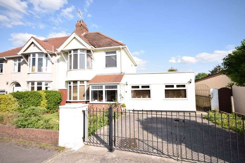 4 Bedrooms Semi Detached House for sale in 68 South Road, Porthcawl, Bridgend CF36 3DA