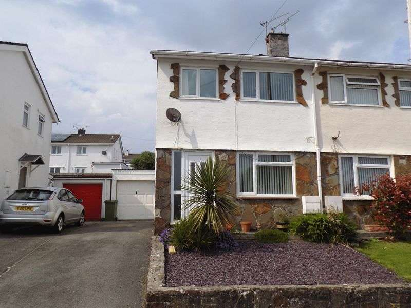 3 Bedrooms Semi Detached House for sale in Hawthorn Park, Pontyclun