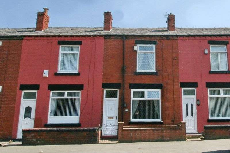 2 Bedrooms Terraced House for sale in Cleggs Lane, Little Hulton Manchester
