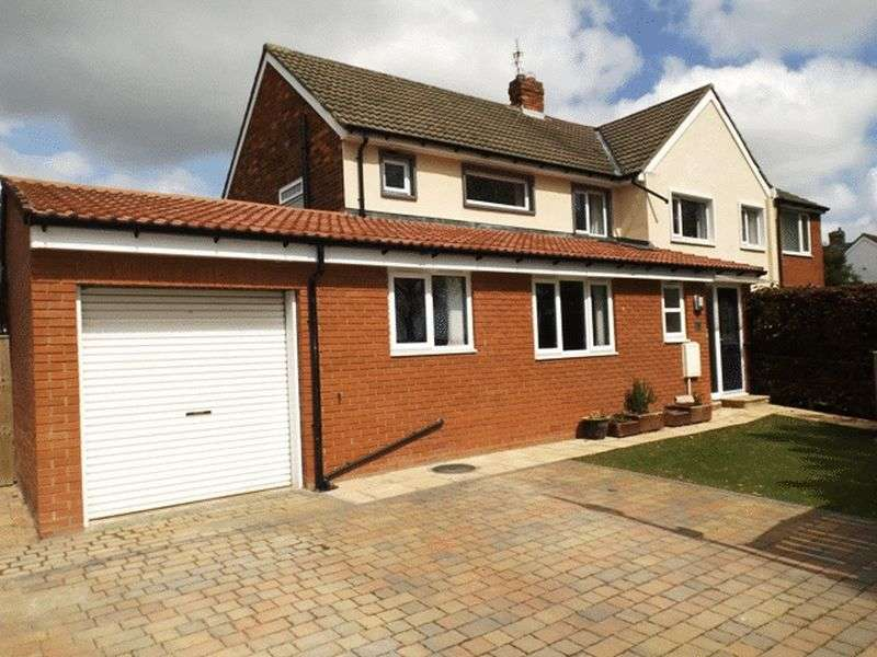 3 Bedrooms Semi Detached House for sale in Green Lane, Morpeth - Three Bedroom Semi Detached Property
