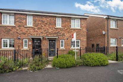 3 Bedrooms Semi Detached House for sale in Alexandrea Way, Wallsend, Tyne and Wear, NE28