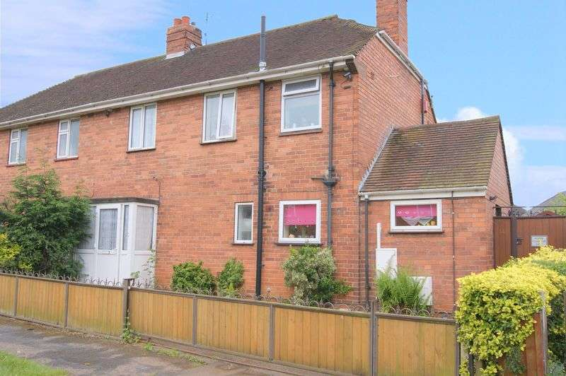 3 Bedrooms Semi Detached House for sale in Sharpe Road, Grantham