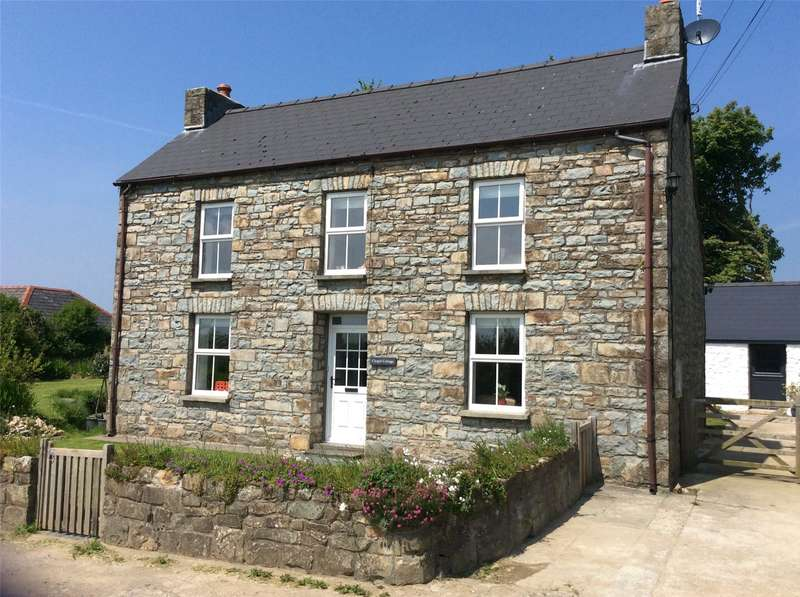 5 Bedrooms Detached House for sale in Chapel Cottage, Tufton, Clarbeston Road, Pembrokeshire