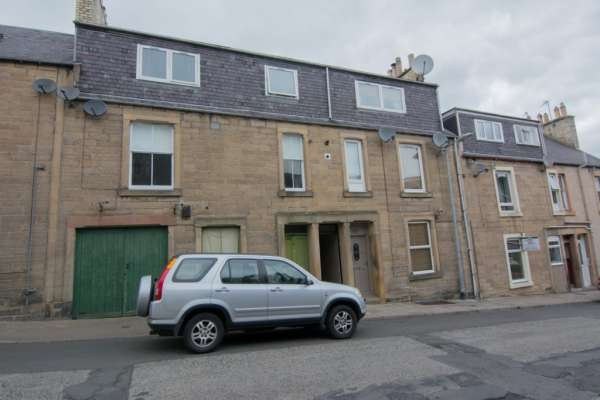 1 Bedroom Flat for sale in 13/3 Gladstone Street, Hawick