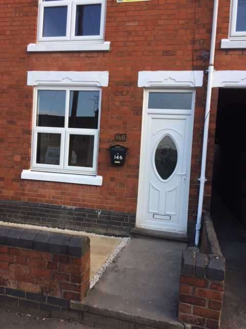3 Bedrooms Terraced House for sale in Tomkinson Road, Nuneaton