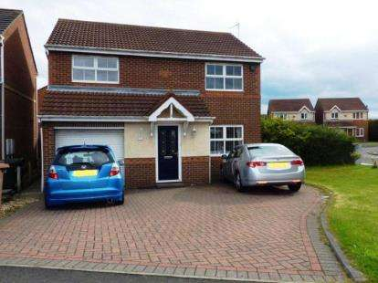4 Bedrooms Detached House for sale in Holyfields, West Allotment, Newcastle upon Tyne, Tyne and Wear, NE27