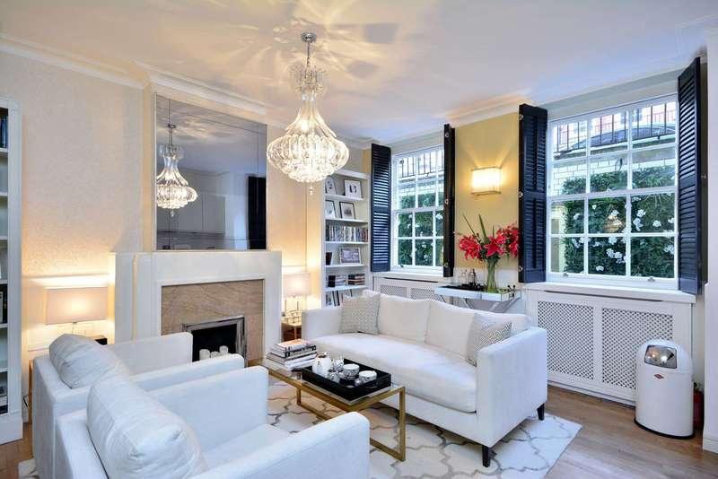 1 Bedroom Flat for sale in Devonshire Street, Marylebone, W1W